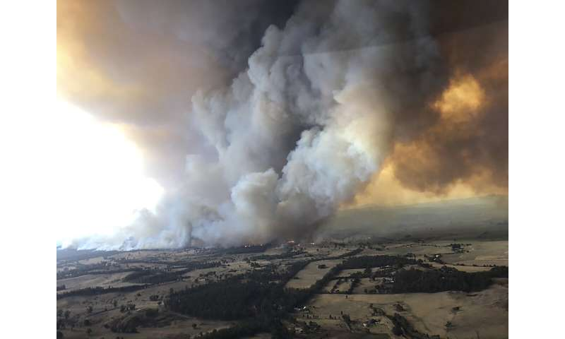 Q&A: How climate change, other factors stoke Australia fires