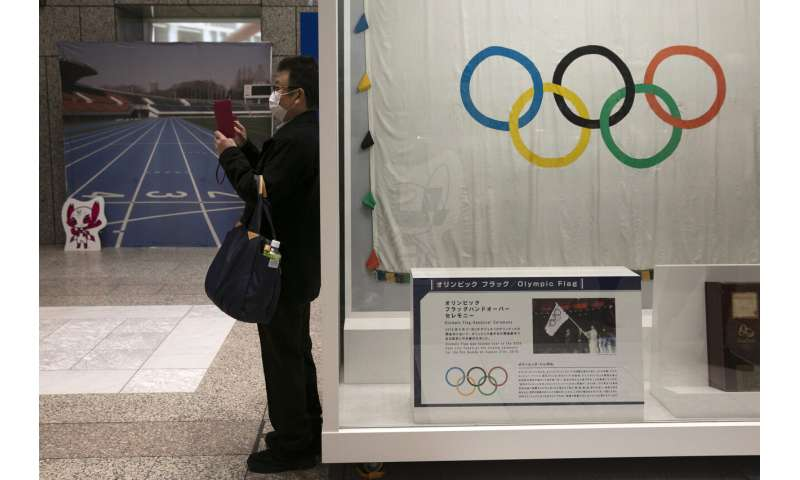Q&A: What's next for the Tokyo Olympics as virus spreads?