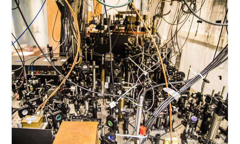 Quantum copycat: Researchers find a new way in which bosons behave like fermions