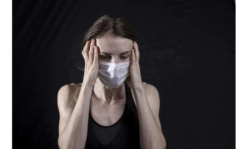 quarantine sad