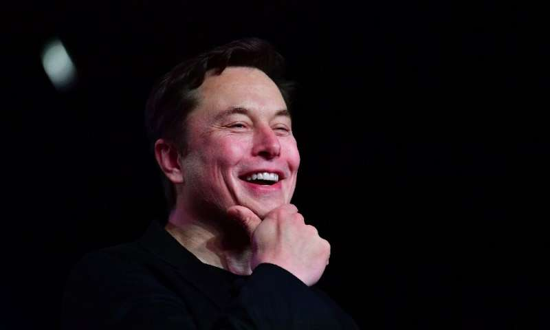 """""""Aliens built the pyramids obv,"""" Musk had tweeted, picking up on a theme popular with conspiracy theorists and kicking"""