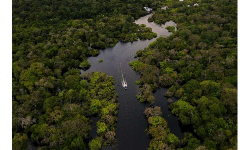 """""""Carbon held in tropical soils are more sensitive to warming than previously recognised,"""" says Andrew Nottingham, a re"""
