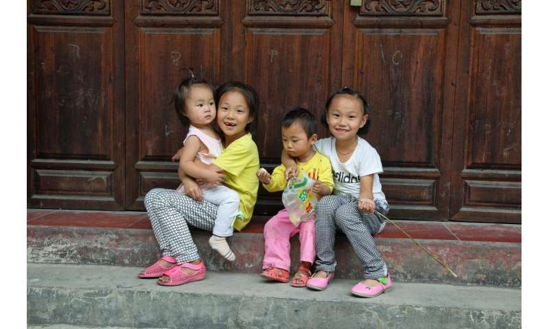Rapid infectious disease shifts in Chinese children and adolescents prior to COVID-19
