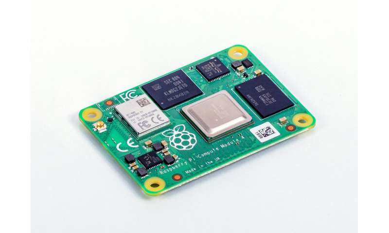 Raspberry Pi Foundation announces Compute Module 4 now ready for sale