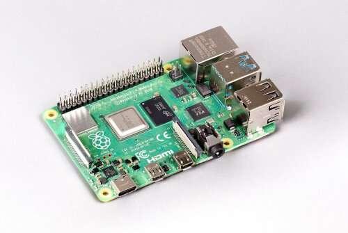 Raspberry unveils new 8GB Pi 4 and 64-bit OS