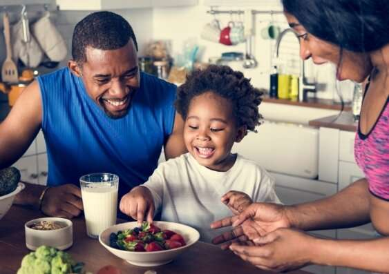 Rebooting healthy eating habits in child cancer survivors