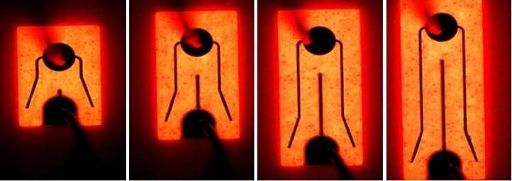 Red-light LEDs for next-generation displays