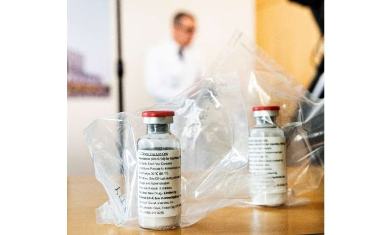 Remdesivir, first intended as a treatment against Ebola, has been found to cut recovery times in coronavirus patients, according