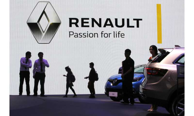 Renault closing main China business, will focus on electrics
