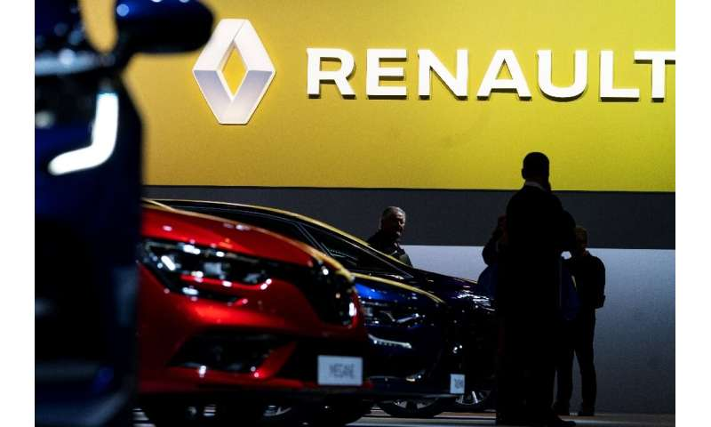 Renault said 2020 would likely also be a difficult year as it emerges from the Ghosn controversy in a challenging global market