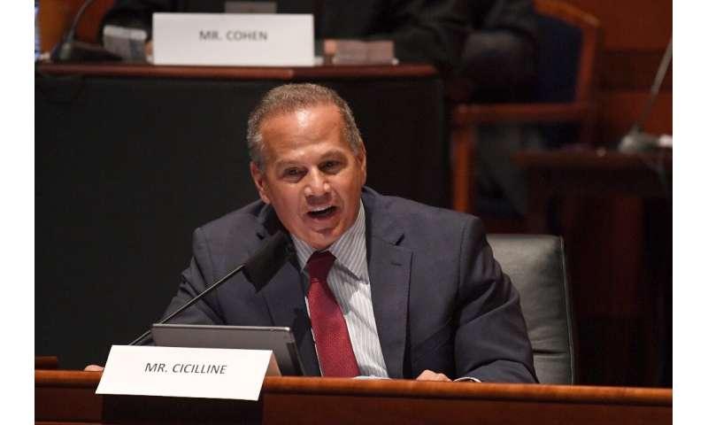 Rep. David Cicilline heads the House of Representatives panel holding the antitrust hearing on Big Tech
