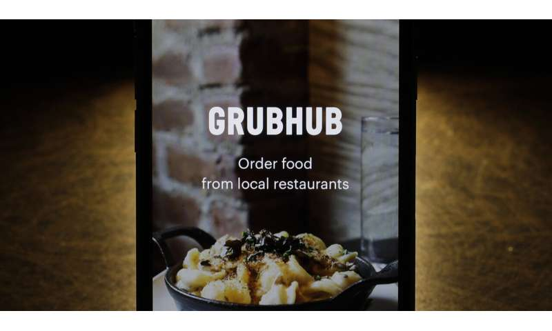 Report: Grubhub considers sale as competition intensifies