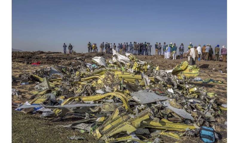 Report: Pilots restarted software, causing fatal nosedive