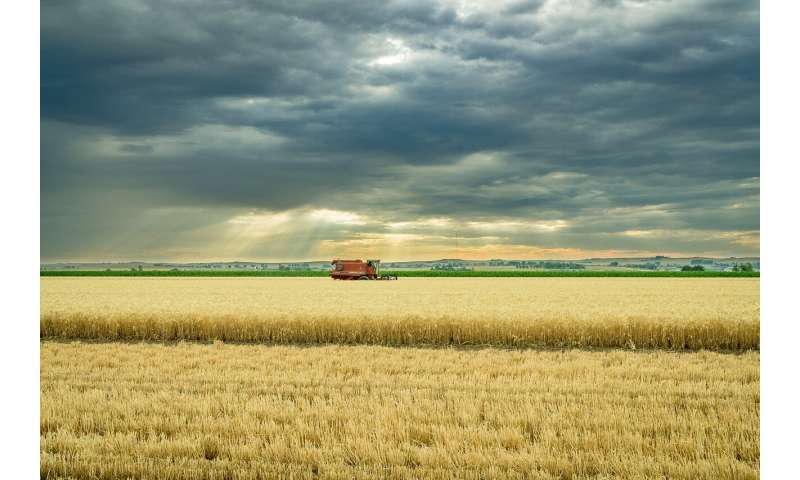 Report provides new framework for understanding climate risks, impacts to US agriculture