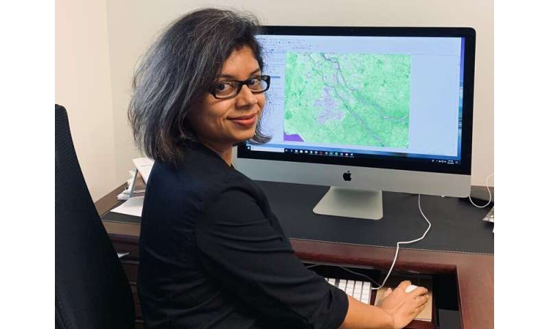 Researcher offers recommendations on using remote sensing to quantify forest health