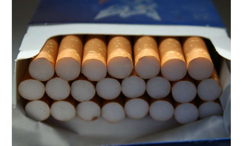 Researchers propose selling tobacco only through liquor stores, petrol stations or pharmacies