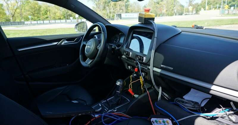 Research on connected and automated vehicles yields promising results