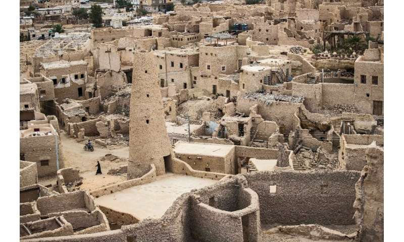 Restoration works at the Shali fortress were carried out under the aegis of the Egyptian government, hoping to make Siwa a globa