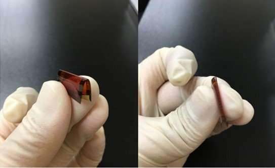 Riddled with Holes: Making Flexible Thin-film Electronics More Durable
