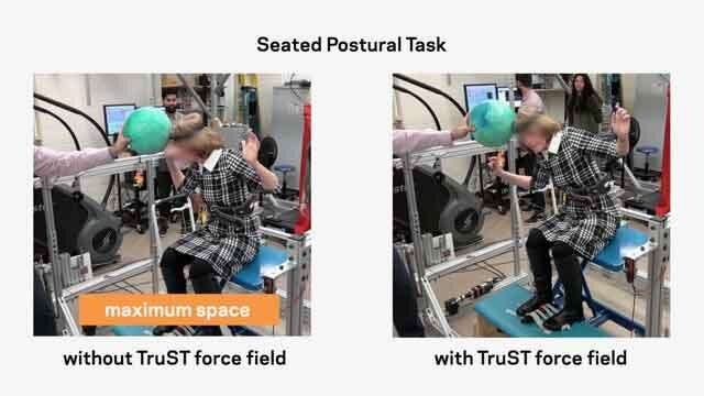 Robotic trunk support assists those with spinal cord injury