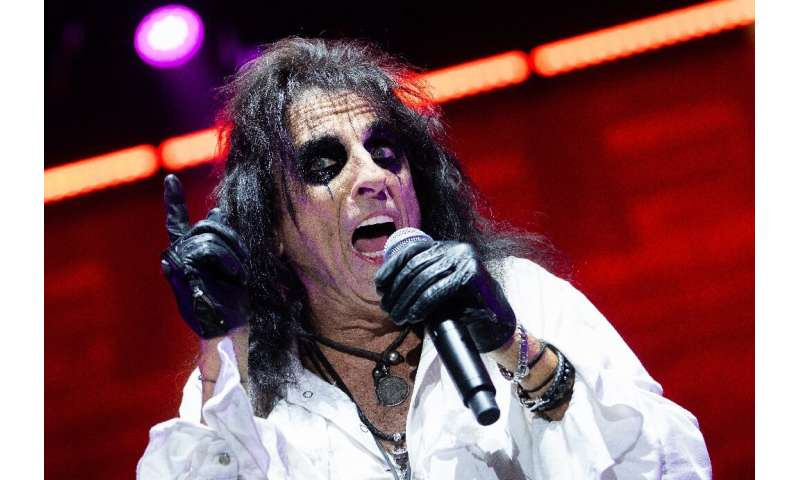 Rock badboy Alice Cooper will be among the stars playing a benefit gig in Sydney this weekend