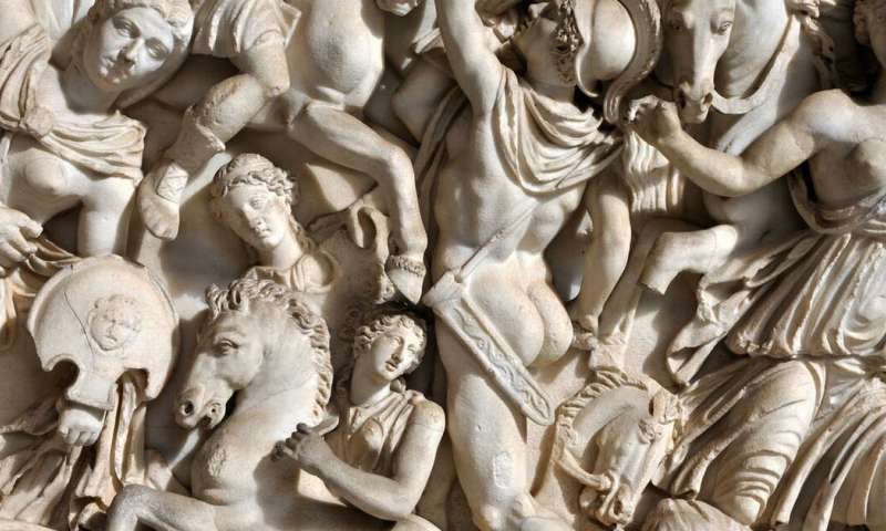 Romosexuality – embracing queer sex and love in Ancient times