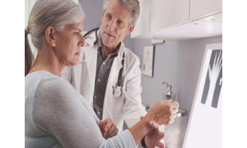 Romosozumab added to guideline for management of osteoporosis
