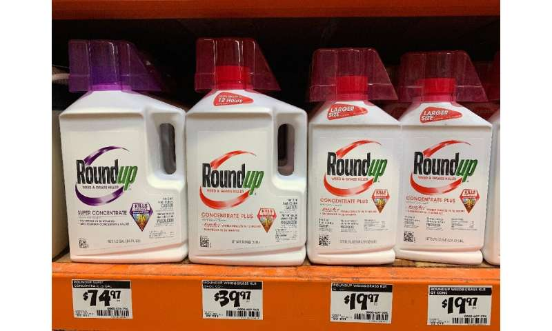 Roundup, now owned by Bayer, has sparked thousands of lawsuits in the United States from people blaming their cancer on the weed
