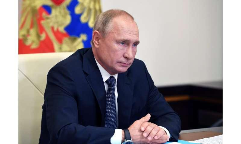 Russia registers virus vaccine, Putin's daughter given it
