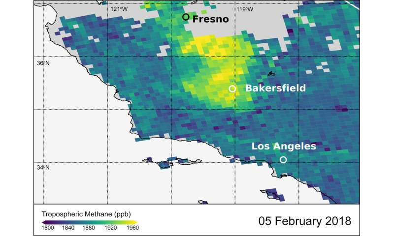 Satellites providing clear picture of greenhouse gases
