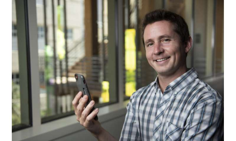 Scholar explores positive potential of mobile health apps