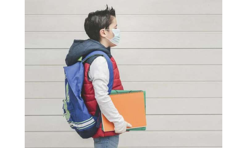 Schools can reopen safely if precautions in place, australian study shows