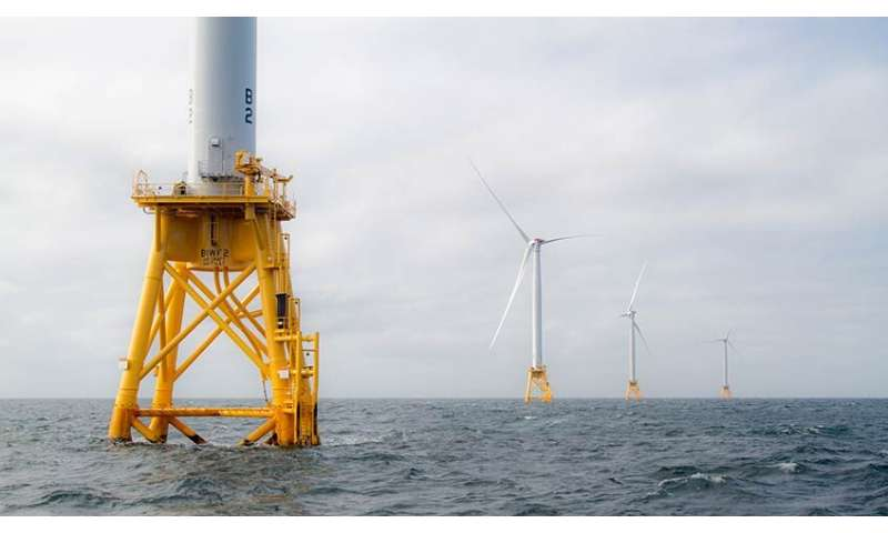 Scientific collaboration buoys future of offshore wind, could double U.S. electricity supply