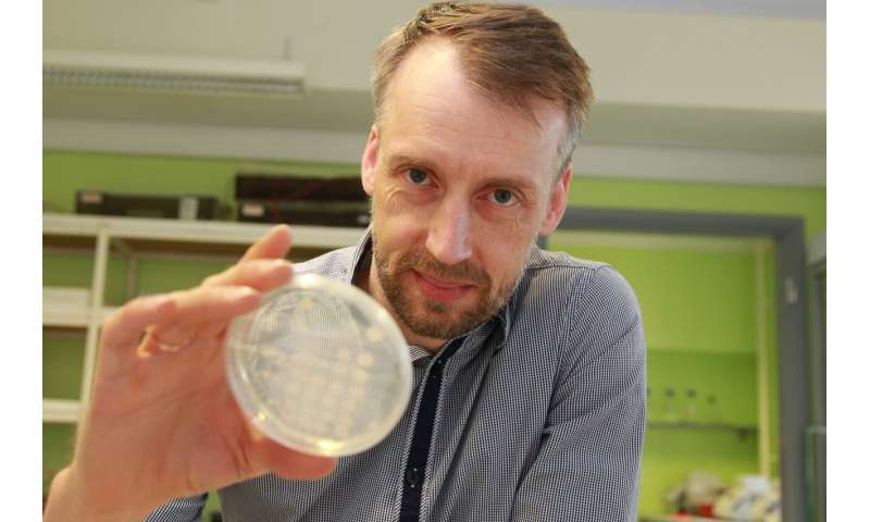Scientists hope to defeat infections after discovering bacterial espionage