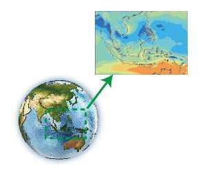 Scientists recommend a customized regional climate model over Southeast Asia