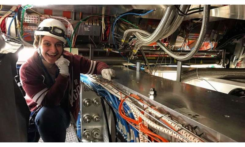 'Search of a lifetime' for supersymmetric particles at CERN