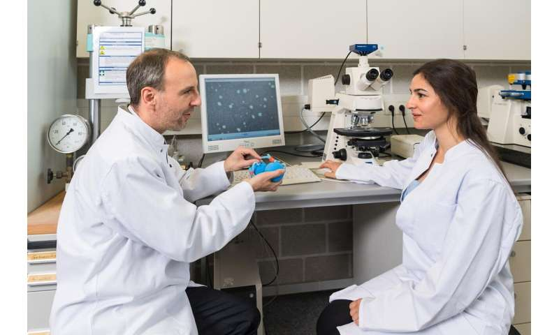 Secure nano-carrier delivers medications directly to cells