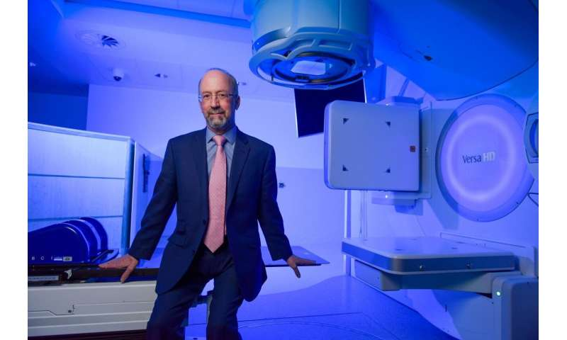 Shorter radiotherapy treatment for bowel cancer patients during COVID-19