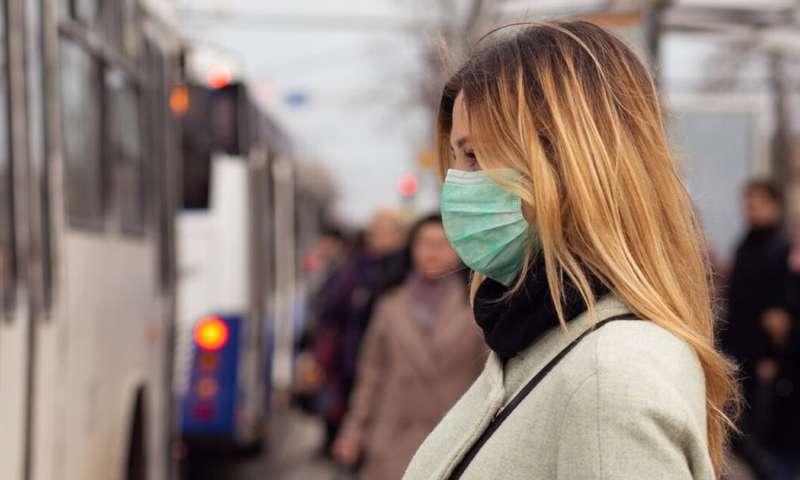 Should I wear a mask on public transport?