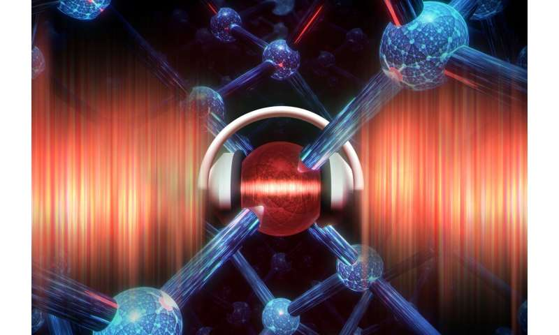 Silence, please: UNSW scientists create quietest semiconductor quantum bits on record