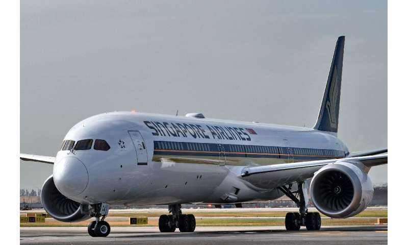 Singapore Airlines suffered a net loss of more than US$800 million in the first quarter of 2020 as coronavirus  hammered air tra
