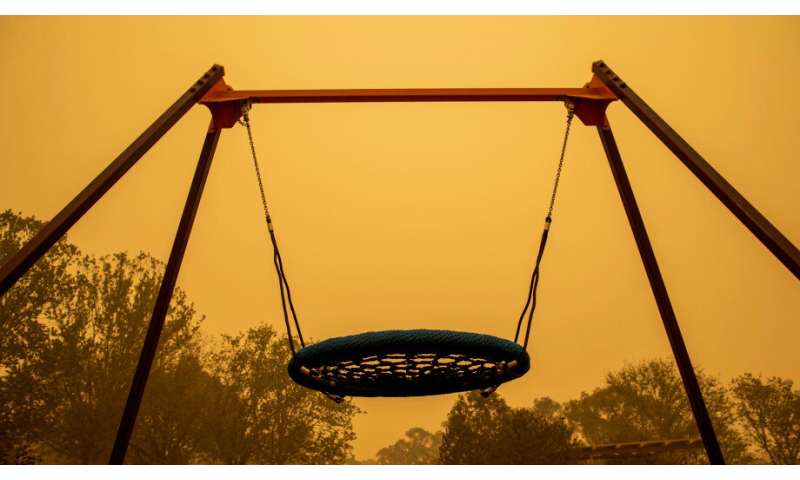 Six things you can do to keep safe from bushfire smoke