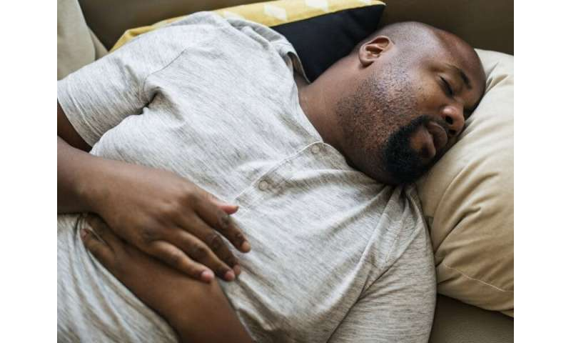 Sleep-disordered breathing tied to brain changes