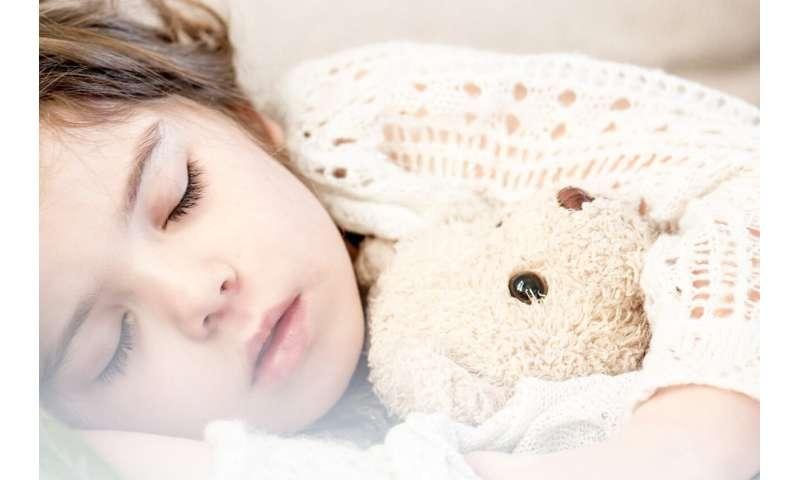 sleep kid