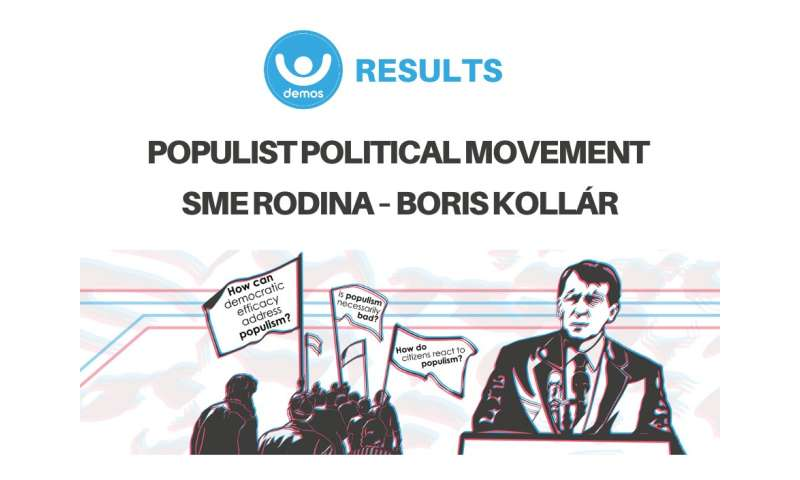Slovak Populists Explore Neglected Social Issues to Strive, says DEMOS study