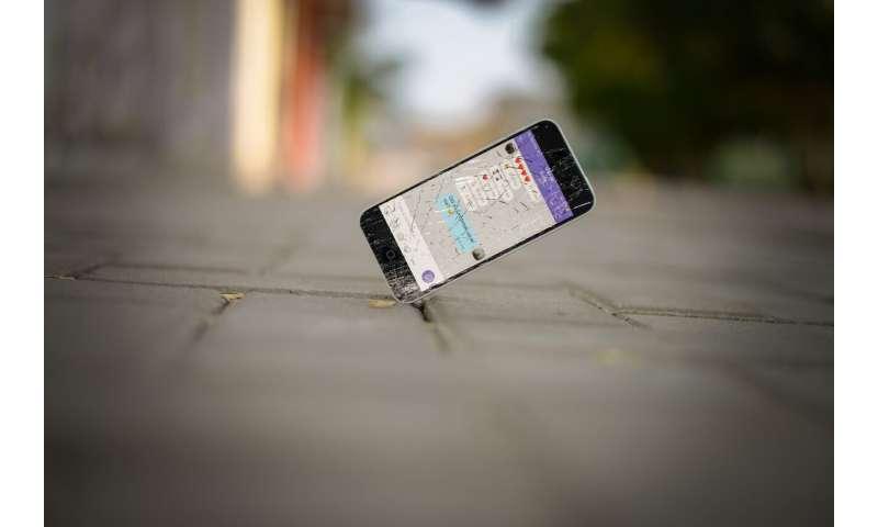 smartphone glass