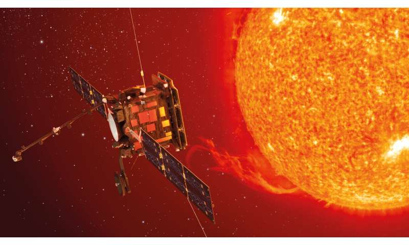 Solar Orbiter mission to track the sun's active regions, improve space weather prediction