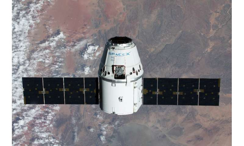SpaceX Dragon has made several resupply trips to the International Space Station but May's launch will be the first crewed missi