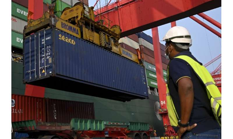 Sri Lanka has started shipping 242 containers of hazardous back to Britain as more Asian countries fight against being used as t