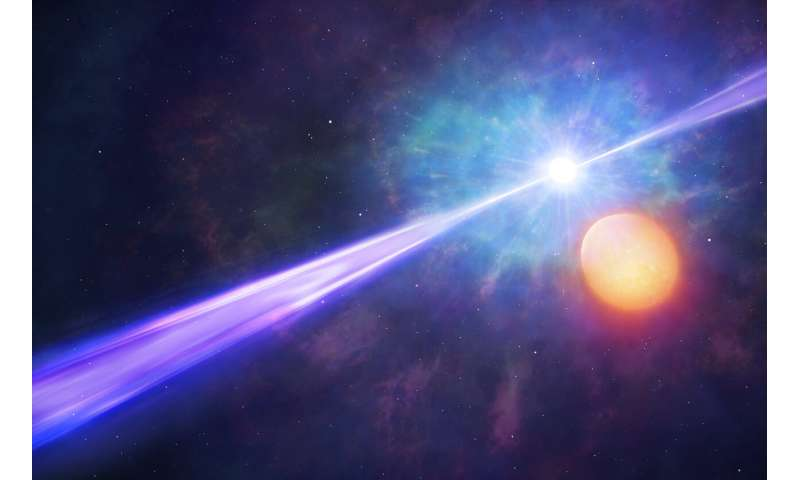 Stars need a partner to spin universe's brightest explosions